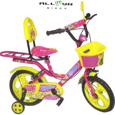 View More(Allwyn Hello Bicycle for Girl ( 4 to 6 Years)