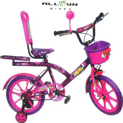 View More(Allwyn Hello Bicycle ( 5 to 8 Years)