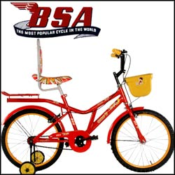 Click here for more on BSA Champ Amaze 20inches
