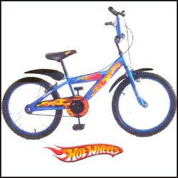 View More(Hot Wheel Kids Bicycle - JK-817-A