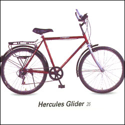 View More(Hercules Gearwed Bike - Glider 26 For Boys