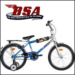Click here for more on BSA Rocket 20inches