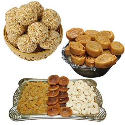 Click here for more on Pongal Sweets - code s02