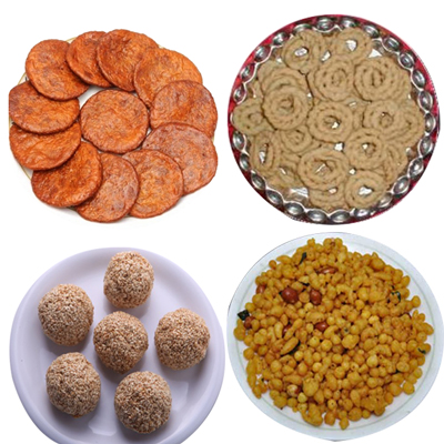 Click here for more on Pongal Sweets - code PS01