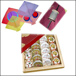 Click here for more on Special hamper for bhogi