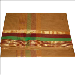 Click here for more on Chettinadu Cotton Saree with Zaree Border SLU-53 (With Blouse)