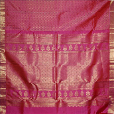 View More(Exclusive Pure silk Pink color saree SRR-15