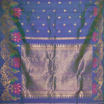 Click here for more on Exclusive Pythani Pattu Saree SMH-27(With Blouse)