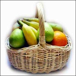 Seasonal Fruit Basket - Big