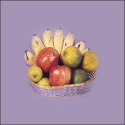 Click here for more on Seasonal Fruit Basket - Medium