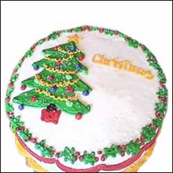 X-mas Tree Cake - 1.5Kg