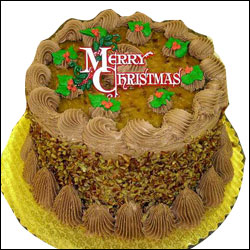 Click here for more on Sweet Yummy X-mas Cake - 1kg