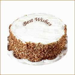 Click here for more on Butterscotch round - 1 kg Fresh Cream Cake