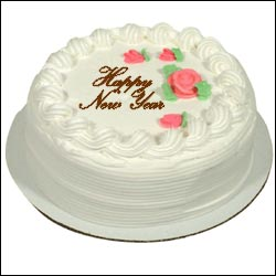 Click here for more on New Year Special Cake - 1
