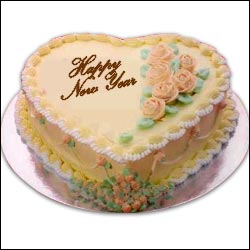 New Year Special Cake - 5