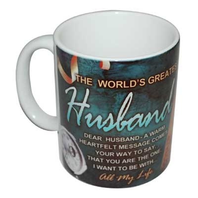 Click here for more on Mug with Message