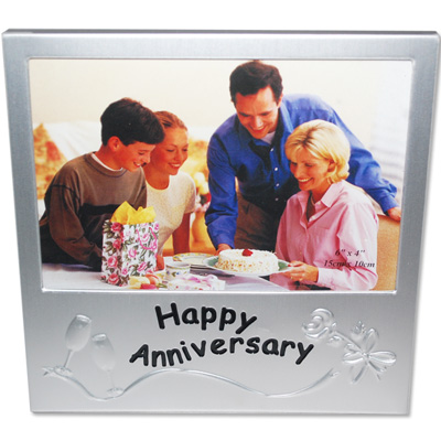 Click here for more on Happy Anniversary Photo Stand -196-013