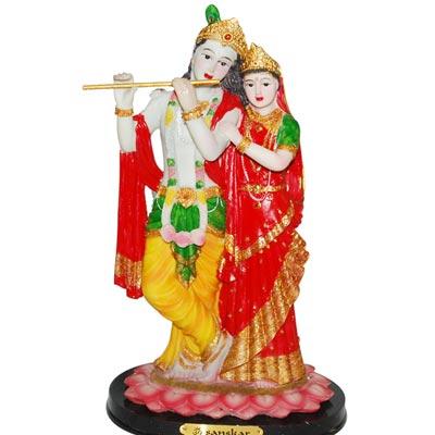 Radha Krishna Idol - code 12