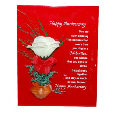 Click here for more on Anniversary Message Stand - 165-019