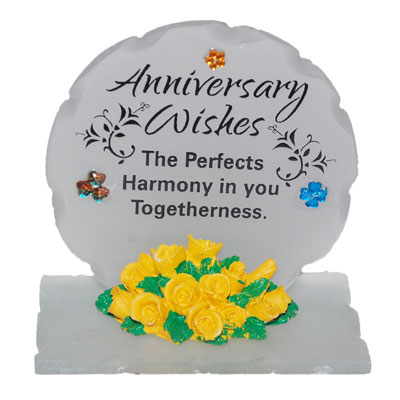 Click here for more on Anniversary Message Stand -602-005
