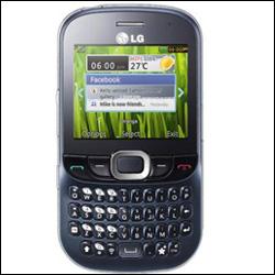 LG C375 Mobile