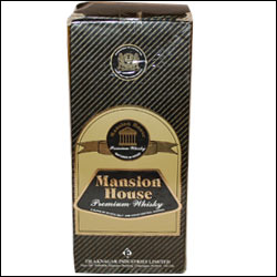 Click here for more on Mansion House Premium Whisky