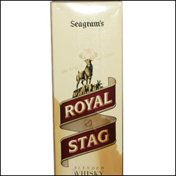 Click here for more on Royal Stag Blended whisky