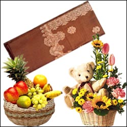 Send exotic gifts for father to hyderabad bangalore india warming wishes negle Images