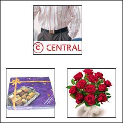 Central Mall Gift Voucher Hamper