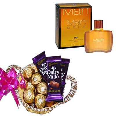 Click here for more on Fathers Day Hamper - code09