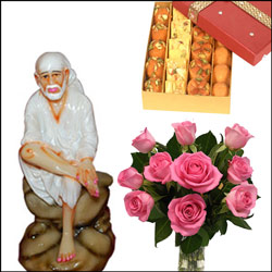 Click here for more on Lord Sai Baba Blessing to Dad