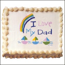 I LOVE MY DAD - 2kg