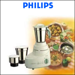 Philips - Super silent Mixer grinder HL 1643/04