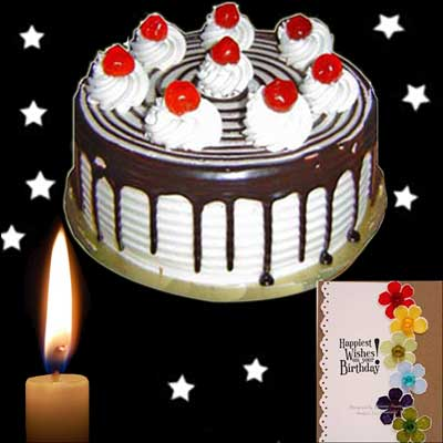 Click here for more on Midnight Surprise cake - code01