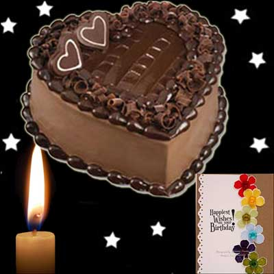 Click here for more on Midnight Surprise cake - code05