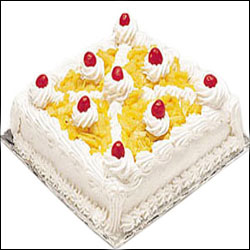 Click here for more on Red toppings cake