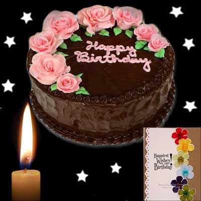 Click here for more on Midnight Surprise cake - code07