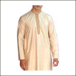 Click here for more on Off-White Silk Kurta Pyjama