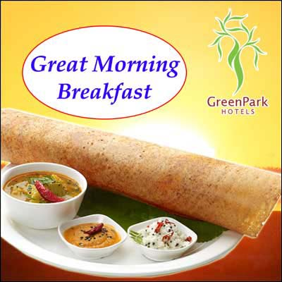 Click here for more on Green Park - Great Morning Breakfast