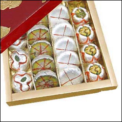 Click here for more on Krishna sweets -KAJU Assorted sweets 1kg