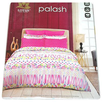 Click here for more on Double Bed Sheet Set -802-1