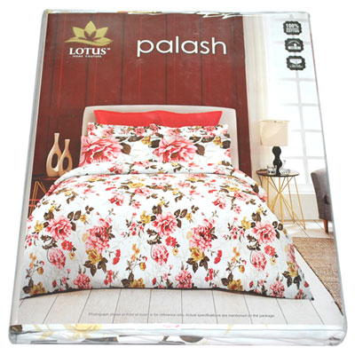 Click here for more on Double Bed Sheet Set -804-1