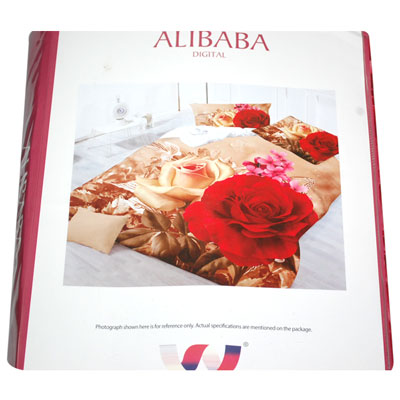 Click here for more on Double Bed Sheet Set -807-1