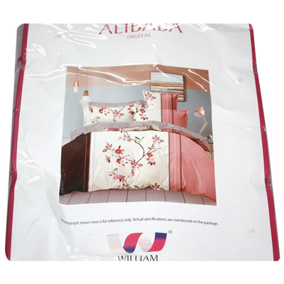 Click here for more on Double Bed Sheet Set -808-1