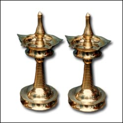 Click here for more on Brass Diya Stand Pair Small