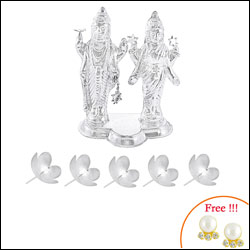 Click here for more on'Special Laxmi Narayana Hamper - jpaug-116m'