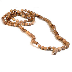 Click here for more on Tulasi Japa Beads, Smooth Round