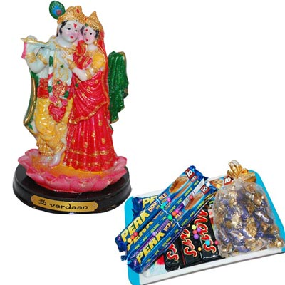 Click here for more on Krishna Gift Hamper - CodeK07