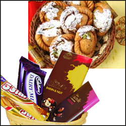Click here for more on Krishna Ashtami hamper -2