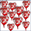 Click here for more on Heart Shape Foil Balloons (21 No)